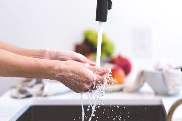 lavado de manos coronavirus